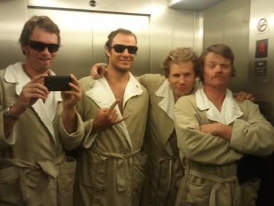 Mafioso Elevator